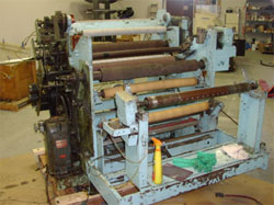Slitting Machine (Old)