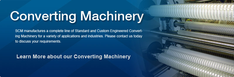 Rewinding Machines | Web Converting, Handling Equipment Machinery